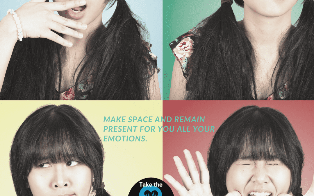 Make Space for All Your Emotions and Create Positive Experiences